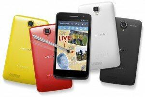 Alcatel One Touch enters the Tanzanian market