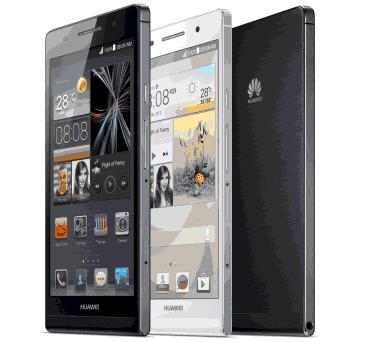 ascend p6 نقد و  نقد  گوشی تلفن همراه Ascend P6