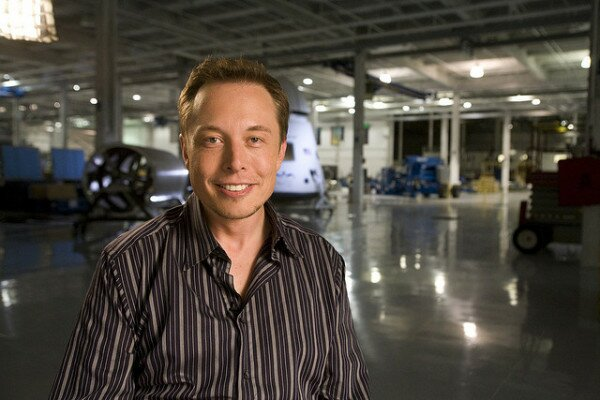 Elon Musk Fortune's businessperson of the year
