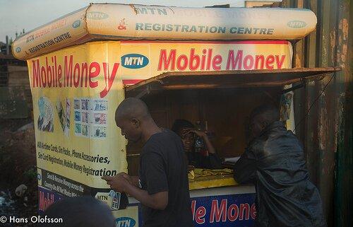 Ugandans transferred $640m using mobile money in 2013