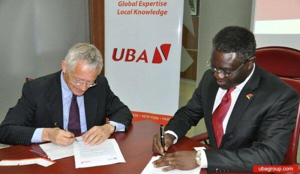 UBA partners MTN Uganda for money transf