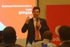 Nigeria's UBA joins Vodafone Global Enterprise